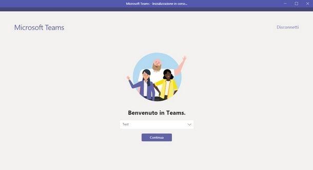 Iniziare a usare Microsoft Teams per studio e lavoro