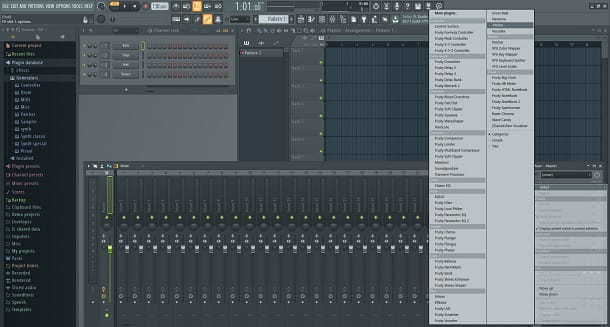 Aprire Pitcher FL Studio