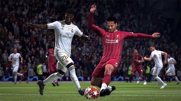 Server FIFA