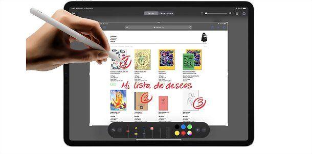 Come disegnare su iPad Pro