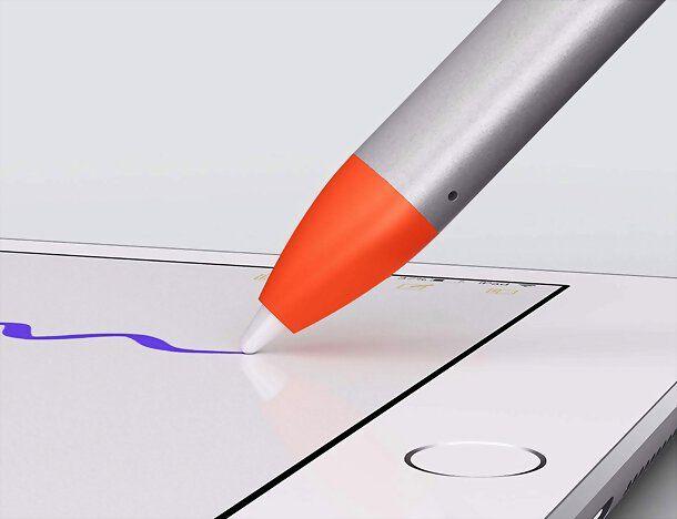 Come disegnare su iPad