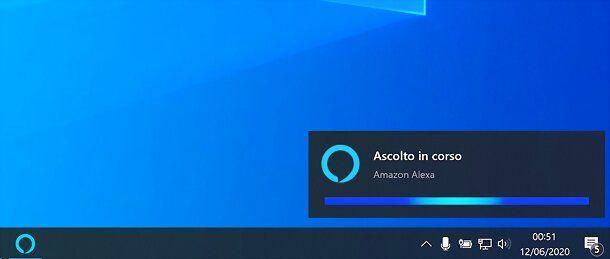 Alexa per Windows 10