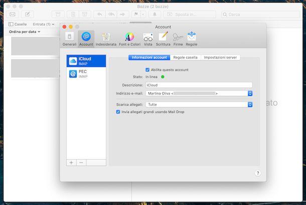 Mail Drop Mac