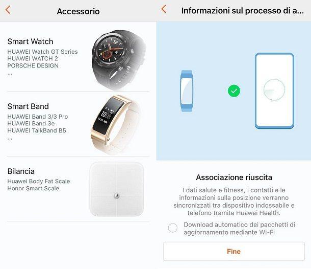Associazione iOS