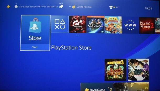 Procedura per velocizzare i download su PS4