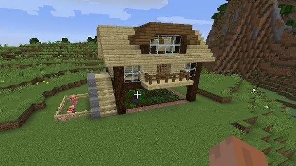 Casa di campagna Minecraft