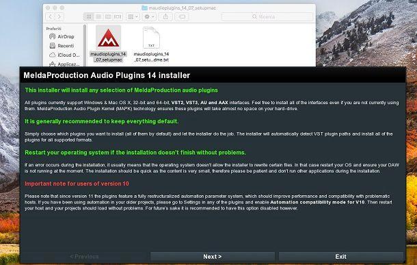 Installazione plugin FL Studio macOS