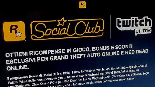 Twitch Prime GTA Online