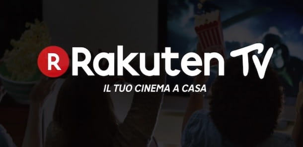 Logo di Rakuten TV