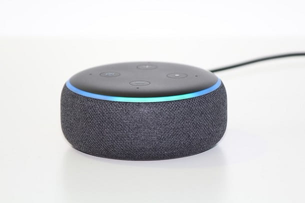 Come collegare Amazon Music ad Alexa