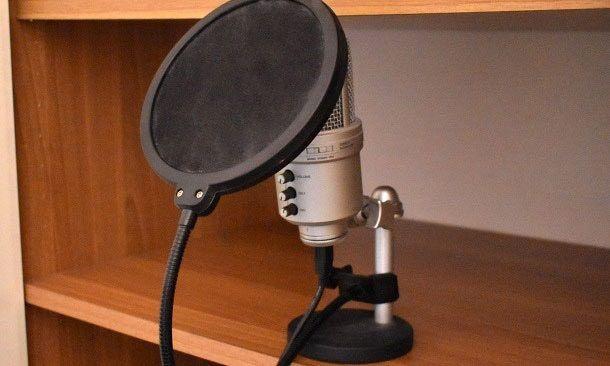 microfono FL Studio