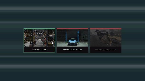 Carico speciale GTA Online