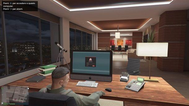 Computer CEO GTA Online