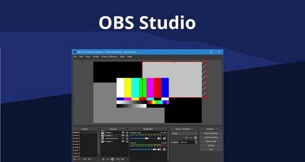 Registrare schermo con audio e webcam con OBS