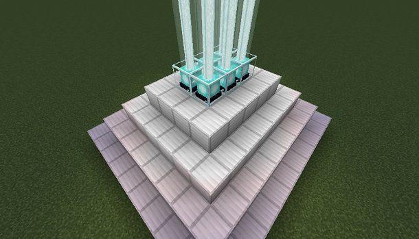 Piramide alternativa per Beacon
