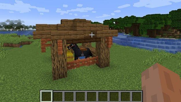 Stalla Minecraft