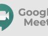 Come presentare su Google Meet