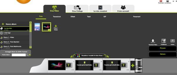 Altre soluzioni per creare un album digitale con musica gratis online