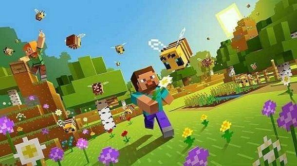 Minecraft fiore