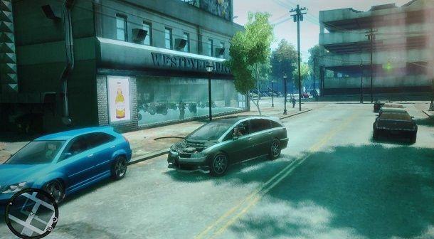 Westdyke Autos GTA 4