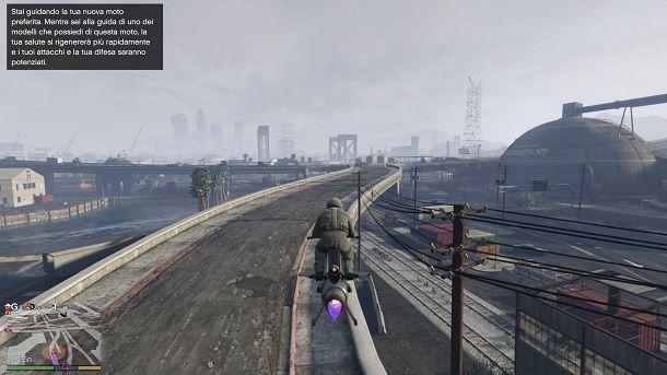 Usare Oppressor MK2