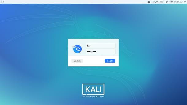 Come installare Kali Linux su VirtualBox