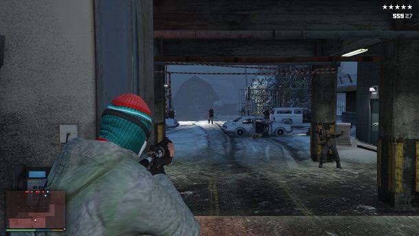 GTA 5 Missioni