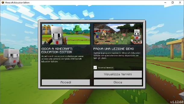 Come installare Minecraft Education Edition