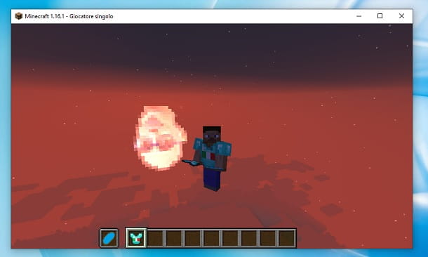 Alba Minecraft