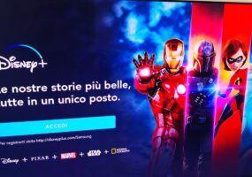 Come scaricare Disney Plus su Smart TV Samsung