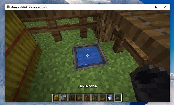 Calderone Minecraft