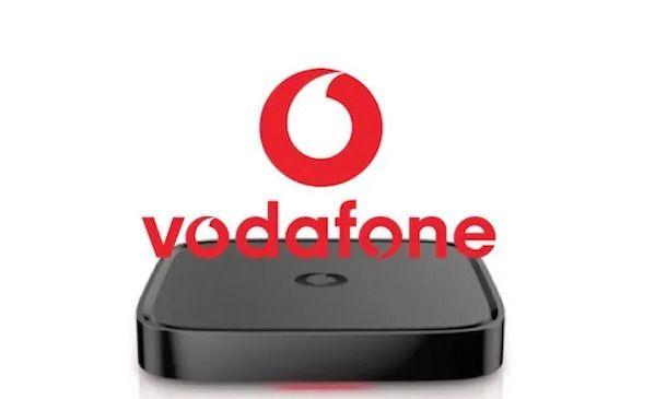 Come funziona Vodafone TV Box