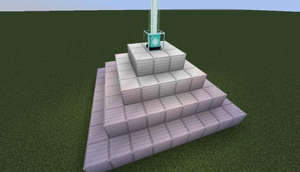 Piramide per Beacon