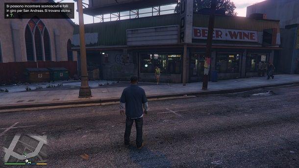 Sconosciuti e Folli GTA 5