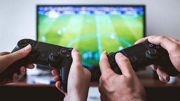 Secondo controller FIFA