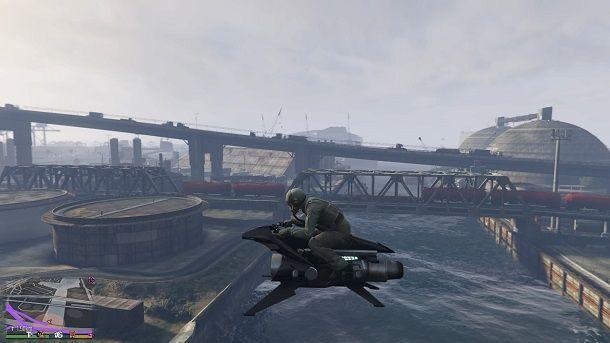 Pegassi Oppressor MK II lato GTA Online