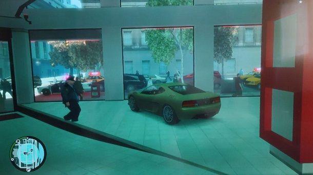 Polizia GTA 4 Grotti Gran Turismo