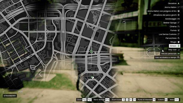 Icona missioni GTA 5
