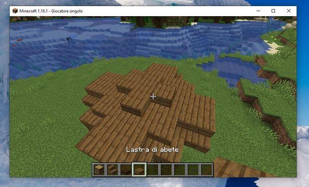 Ulteriore strato Minecraft
