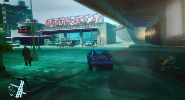 AutoEroticar GTA 4