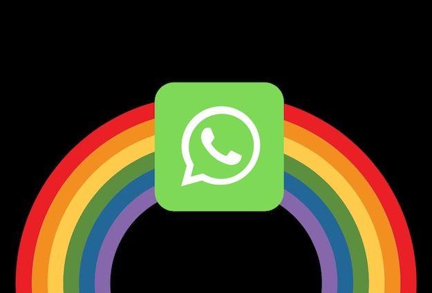 WhatsApp Arcobaleno