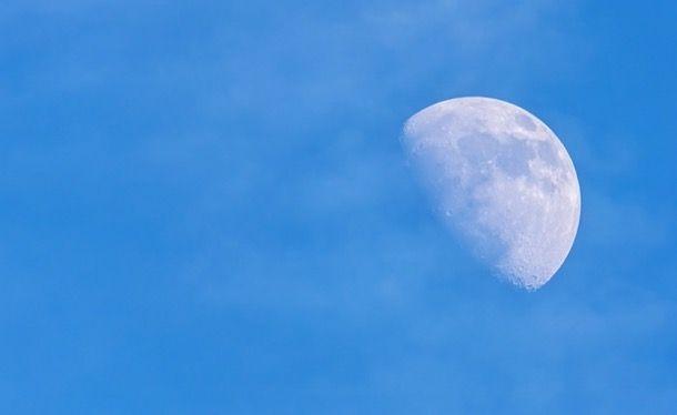 Luna bassa