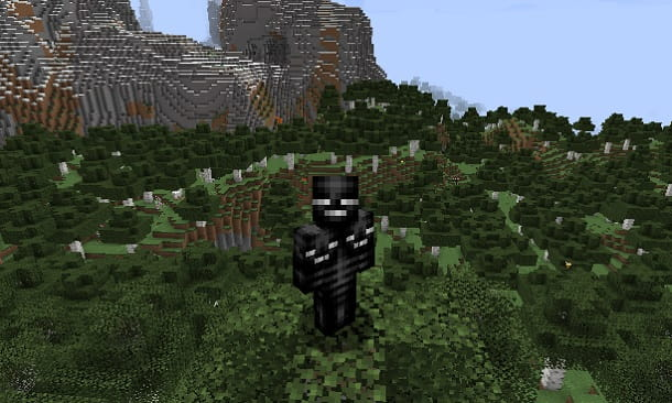 Wither Minecraft