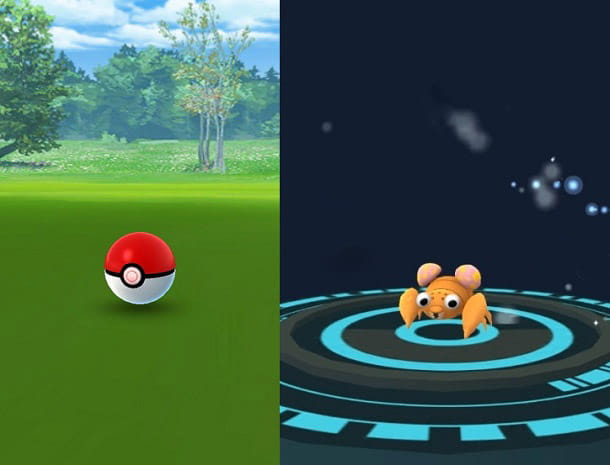 Paras Pokemon GO