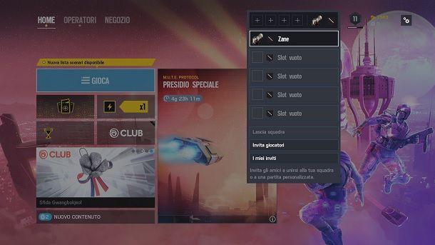 Nome Rainbow Six PC