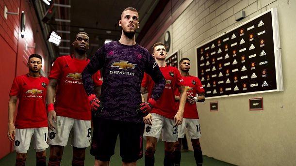 Manchester United PES LITE