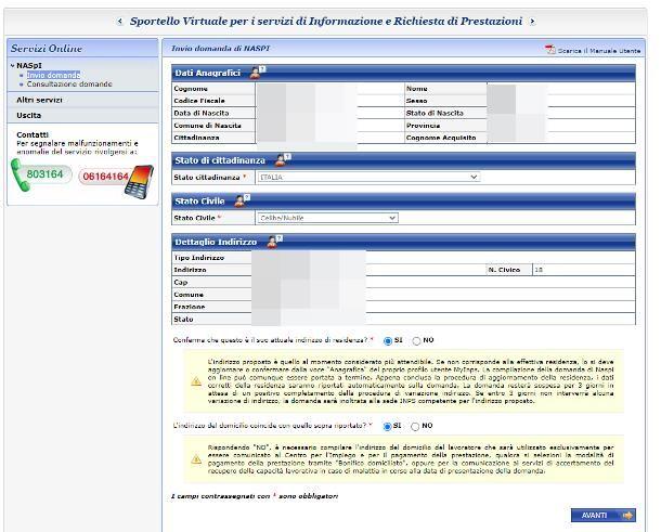 Come fare domanda disoccupazione online