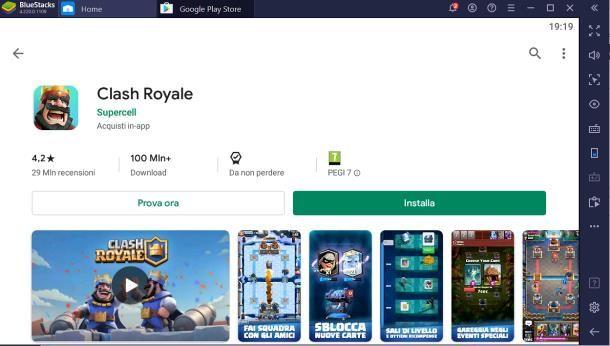 Come giocare i giochi Android su PC
