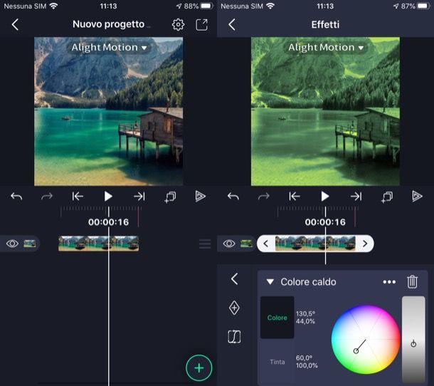 Come usare Alight Motion su iOS/iPadOS