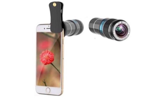 Lenti aggiuntive iPhone